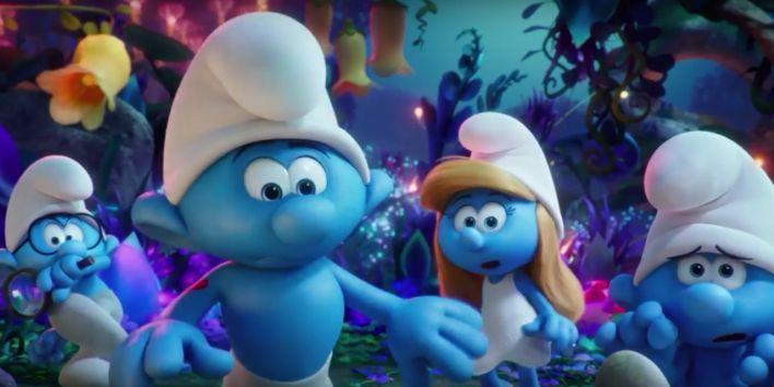 Nana-nananana! De nieuwe trailer voor The Smurfs: The Lost Village brengt een stevige vlaag nostalgie mee