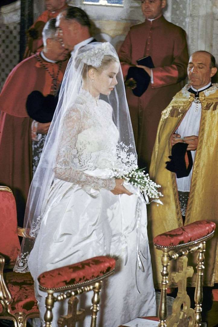 Queen Victoria, Princess Astrid of Sweden, Grace Kelly, and Kate Middleton all used the white, bell-... - Provided by Town and Country