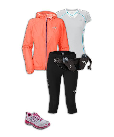 The North Face Women's Running Outfit