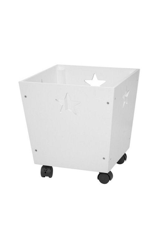 Kids Concept Star Förvaringsbox Vit
