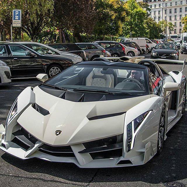 #Lamborghini Veneno #Roadster                                                                                                                                                                                 More