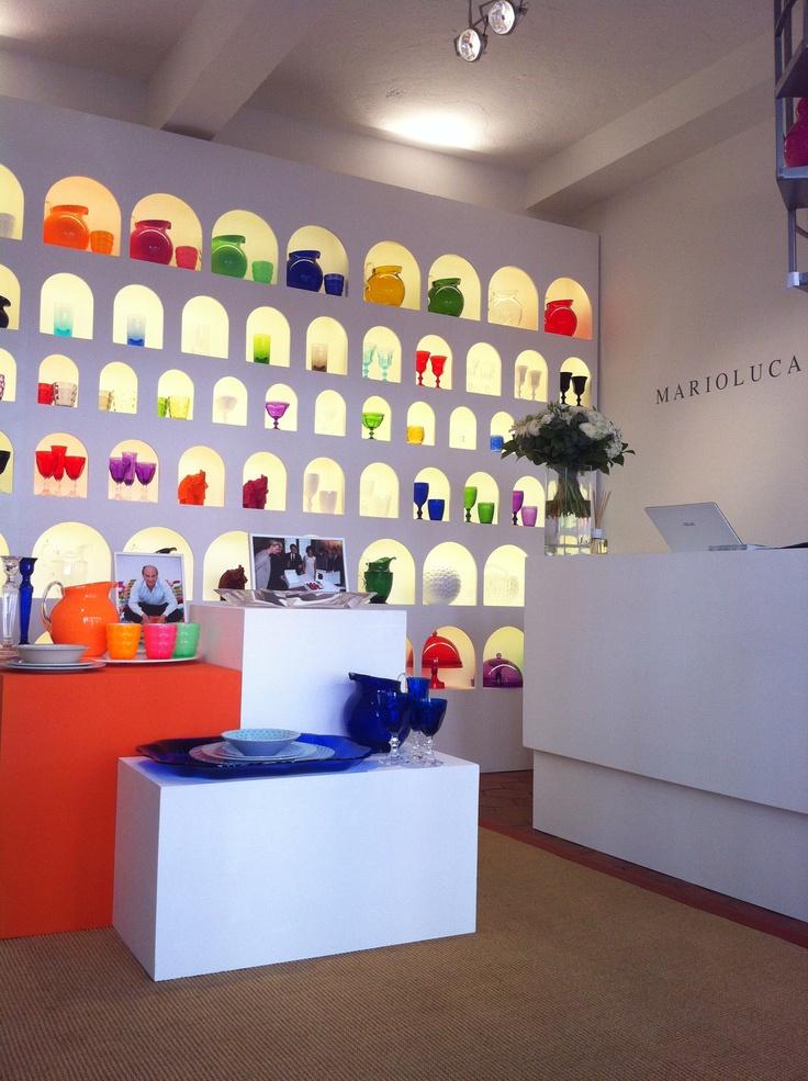 Mario Luca Giusti store in St. Tropez, 9 Bld Louis Blanc