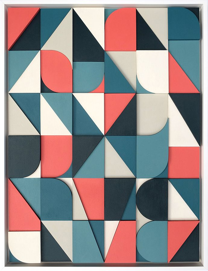 Art. collage. For Example: Scott Albrecht
