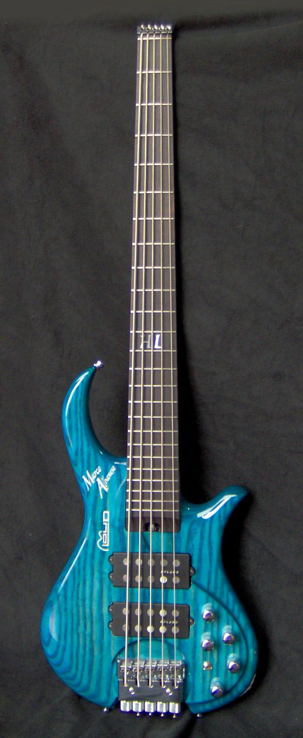 MA-HL 5 - Hermes by Loud Guitars