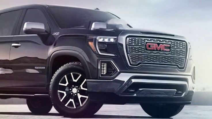 WOW..!! New Future Cars: 2019 GMC Sierra 1500 : Will Get A Bold New Face