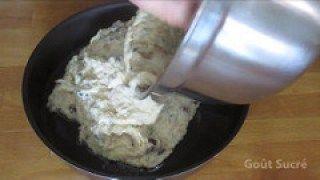 La recette du pudding