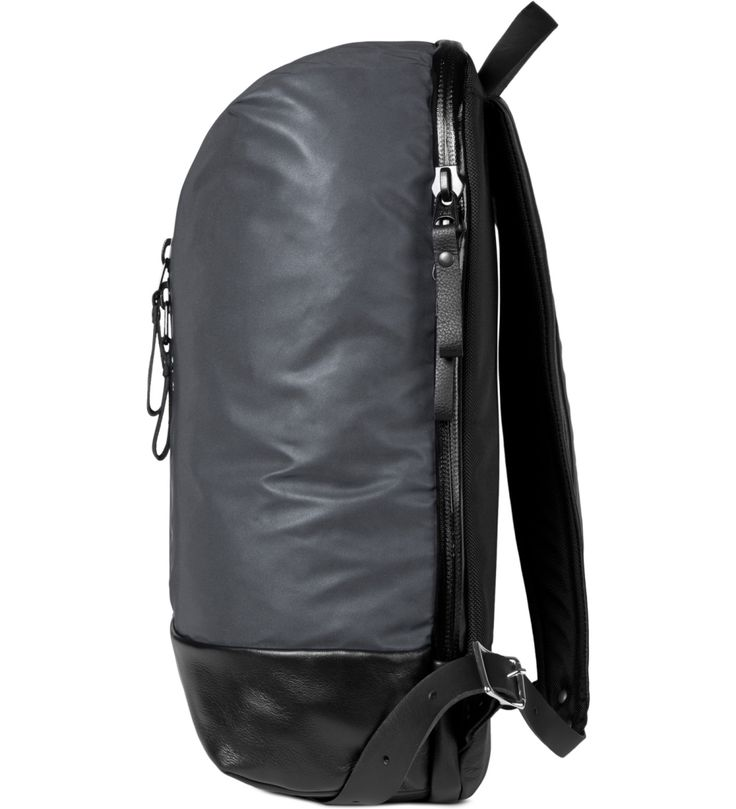 Nocturnal Workshop Black/Black N.3 Backpack