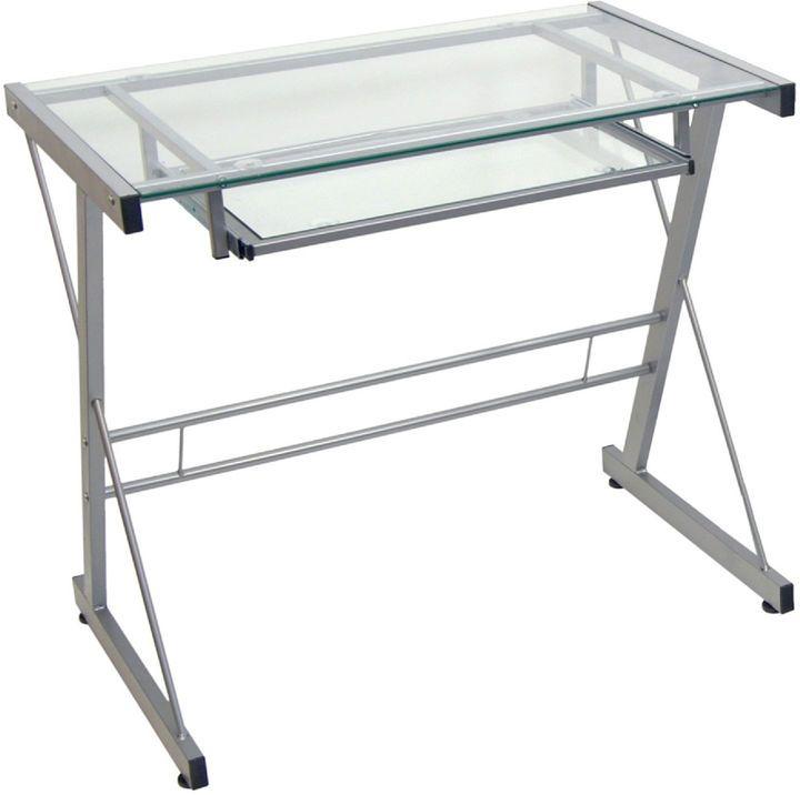 die besten 25 computertisch glas ideen auf pinterest glas schreibtisch ikea ikea. Black Bedroom Furniture Sets. Home Design Ideas