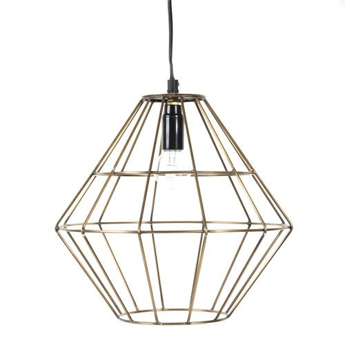 suspension en m tal soho maisons du monde deco sal n. Black Bedroom Furniture Sets. Home Design Ideas