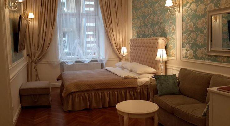 NOK885 Blueberry Apartment ligger sentralt i Kraków, 450 meter fra St. Florians port, og 700 meter fra stortorget med Sukiennice og Mariakirken.