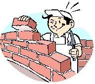 K&#337m&#369ves munkák Épít&#337ipari vállalkozó k&#337m&#369ves munkákat vállal: falazás, vakolás, burkolás, térk&#337 lerakása, gipszkartonozás, dryvit szigetelés, régi házak felújítása,