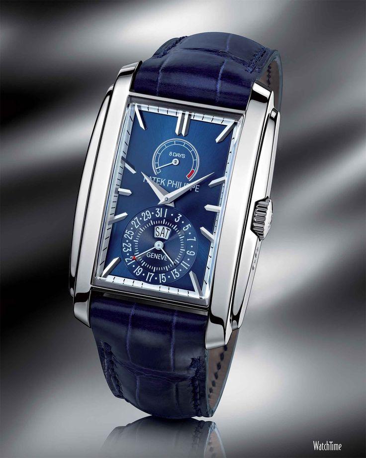patek philippe watches | Patek Philippe Ref. 5200 Gondolo 8 Days, Day & Date Indication