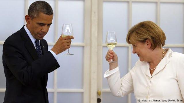 Η Μέρκελ συνεχιστής του πειράματος Ομπάμα στη Συρία ~ Geopolitics & Daily News