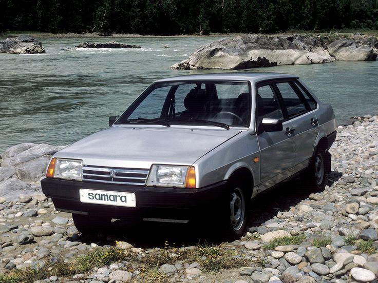 """ВАЗ 21099 """"Самара"""" '1990–2004"""