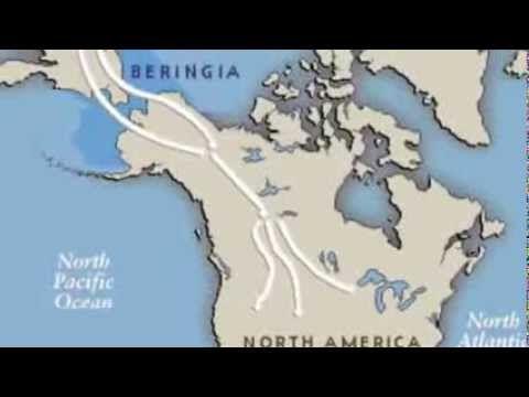 Bering Land Bridge Migration Theory