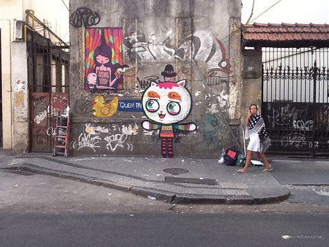 supersonic electronic / art - Bue. | Street art | Pinterest