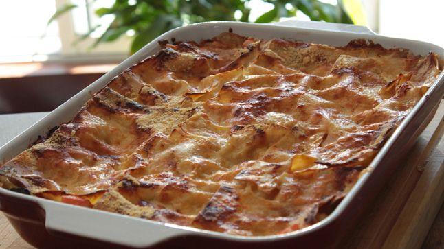 Les 96 meilleures images du tableau la bouffe p tes riz et pizzas sur pinterest mains - Pates aux fruits de mer vin blanc ...