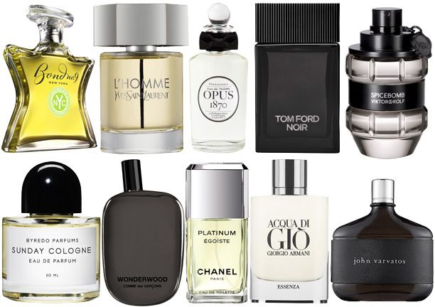 If you're looking for a Valentine's Day gift for that beau in your life that lasts and won't be tucked away in a drawer (and that you'll get to enjoy, too), consider a cologne. We asked all our contributors what men's fragrances they adore, and we rounded up the top ten.