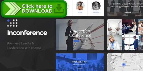 [ThemeForest]Free nulled download In Conference - Meetup & Conference Business Event WordPress Theme from http://zippyfile.download/f.php?id=15991 Tags: business event, camp, conference, conference theme, event, event calendar, event schedule, event wordpress, event wordpress theme, exhibition, expo, Meetup, meetup wordpress