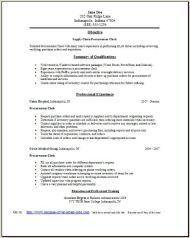 Supply Chain Resume2