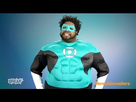 The Dos and Don'ts of African American Cosplay by Ron Funches