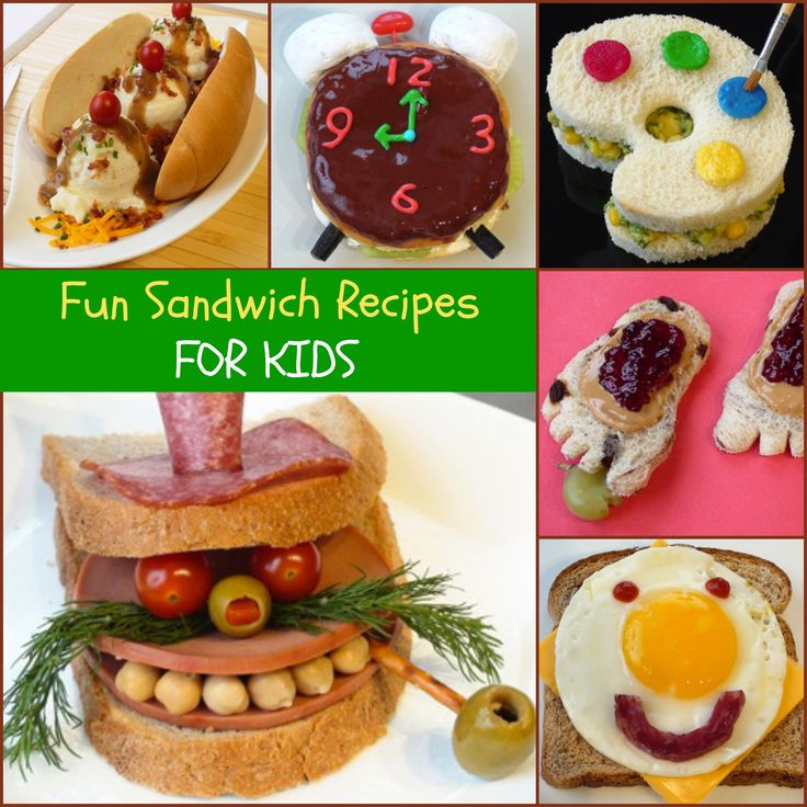 Insanely Good Sandwich Recipes for Kids | Babble