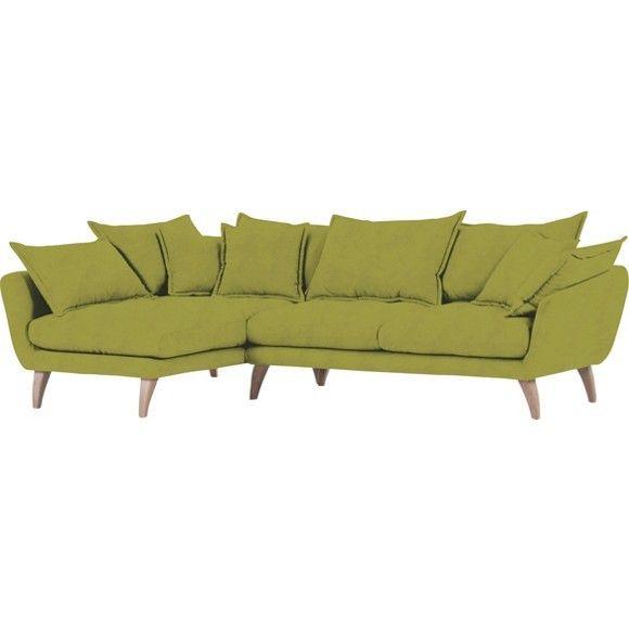 Haben Sie Ein Dunkelgrunes Sofa Das Nicht Funktioniert Versuch Kissen Dunkelgrune Sofas Sofa Grunes Sofa