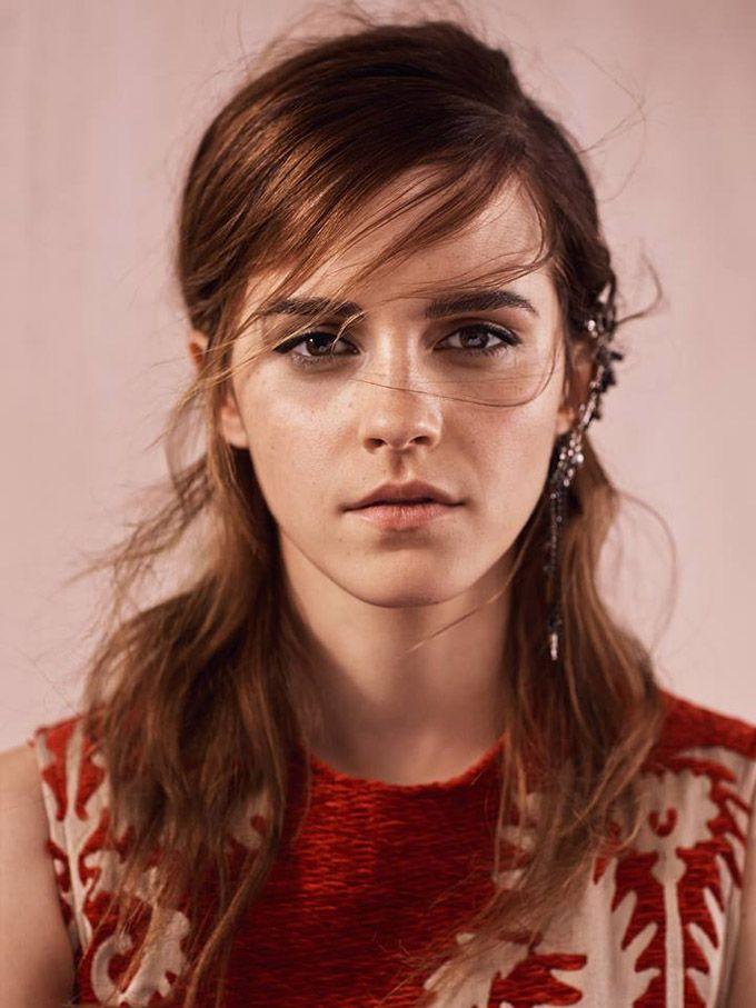 Эмма Уотсон в Vogue UK \ Celebrities  Сентябрьский Vogue UK украсила британская актриса Эмма Уотсон (Emma Watson).