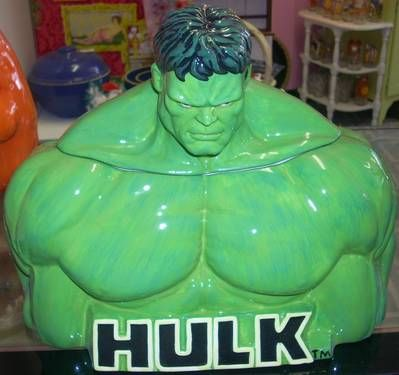 The Hulk cookie jar | Chicago | eBay Classifieds (Kijiji) | 23242635