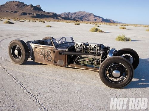 ❦ Brian Thomas' straight-8 Packard