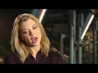 The Hunger Games: Mockingjay Part 1: Natalie Dormer Interview --  -- http://www.movieweb.com/movie/the-hunger-games-mockingjay-part-1/natalie-dormer-interview