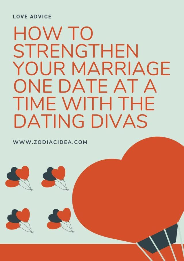 How to Strengthen Your Marriage One Date at a Time with The