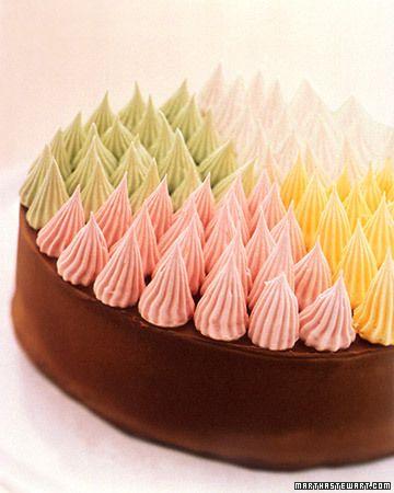 Cake Decorating 101 - Martha Stewart FoodPipe Basic, Fashion Styles, Cake Tips, Cake Decorations, Martha Stewart, Tips And Tricks, Howto, Cake Recipes, Cake Decorating