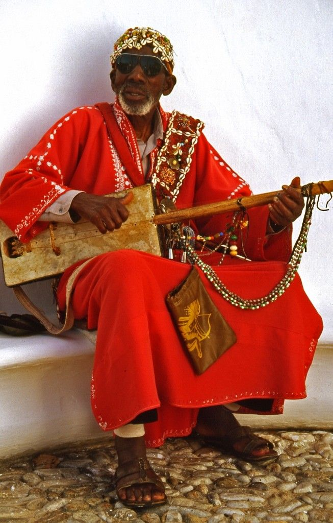 Serenade from Tangier, Morocco | World Music Dance ...