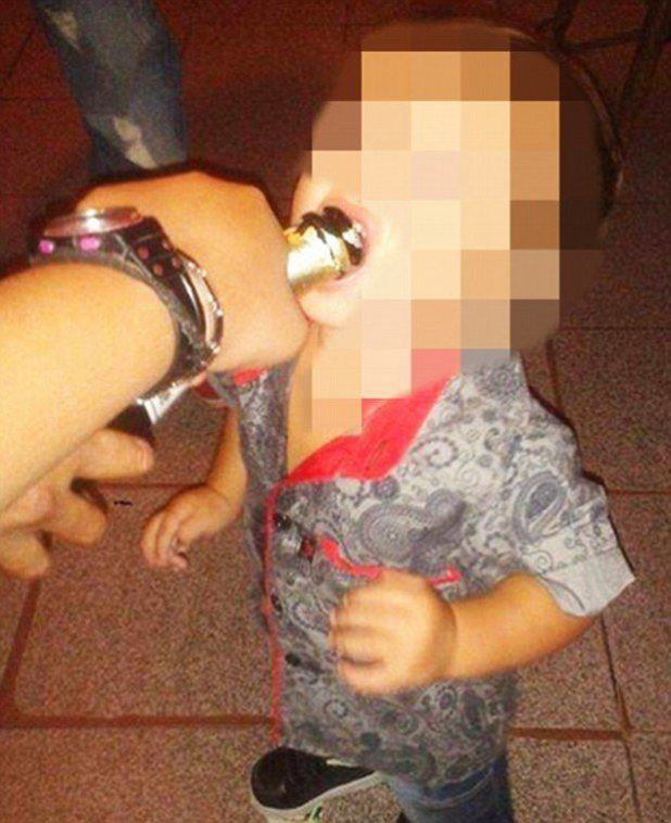 Disturbed Mom Posts SICKENING Photos Of Child & It Gets Worse From There! – BB4SP