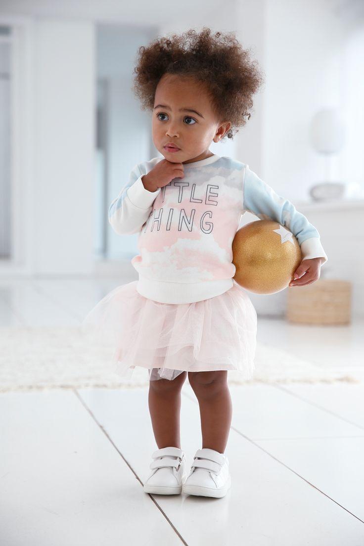 Petit look craquant et ultra mode pour votre baby !