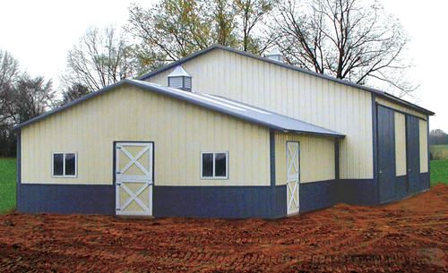 17 best images about pole barns on pinterest pole barn for Horse barn materials
