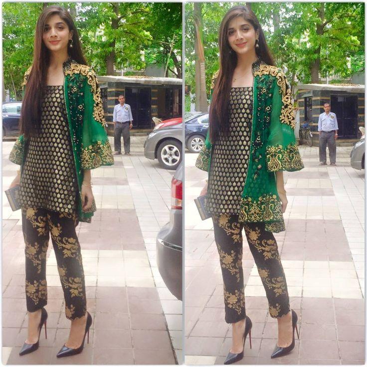 Mawra Hocane in Saira Rizwan