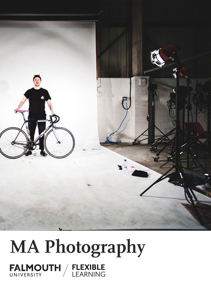 Study at the UK's No.1 Arts University from home. Discover how our MA in Photography can enhance your professional career.