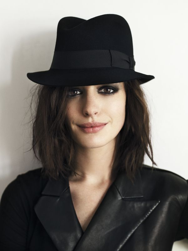 Anne Hathaway. Serlin Associates — Marc Hom — Portfolio