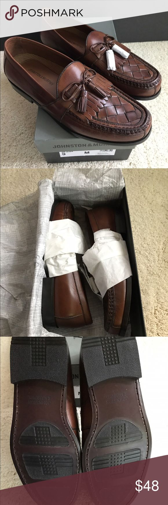 Johnston & Murphy Shoes Brand new in box. Johnston & Murphy Shoes Loafers & Slip-Ons