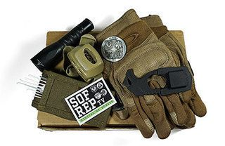 Monthly Tactical Survival Gear Box Subscription