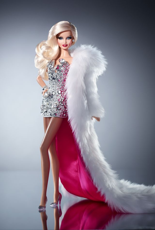 The Blonds Blond Diamond™ Barbie® Doll