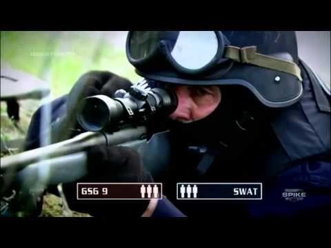 Deadliest Warrior - SWAT vs. GSG 9 - YouTube