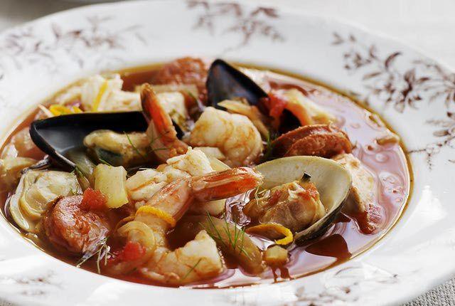 Crock-Pot Cioppino: Delicious Fisherman's Seafood Stew