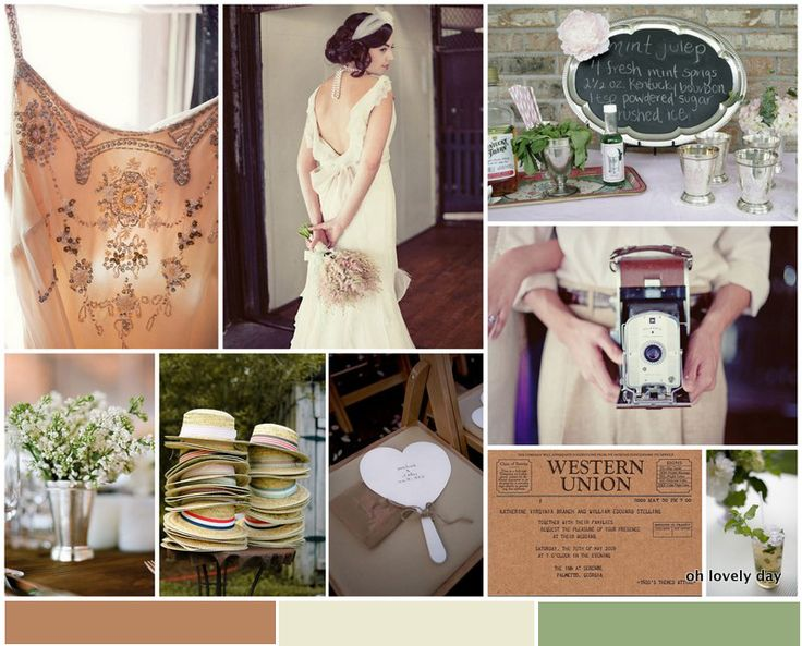 gatsby inspired fashion | would love to see a gatsby styled wedding done right and not overly ...