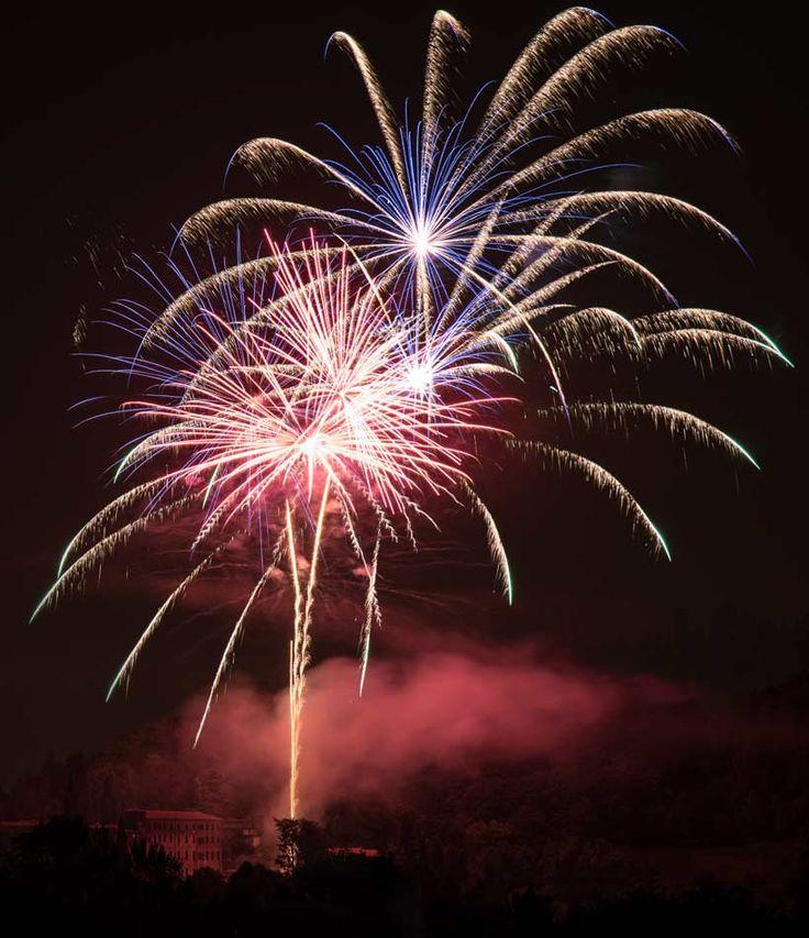 10 trucchi per fotografare i fuochi d'artificio al meglio