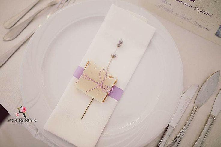 Nunta tematica 'Lavanda' - organizator nunti Teo Bijoux - decoratiuni nunta personalizate