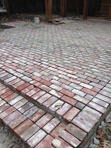 Pine Hall Brick Manufacturer Antique Brick Old St Louis