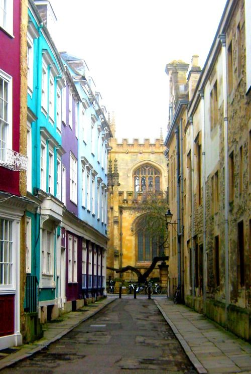 Oxford, England – Was so amazing! Love, love, lov…